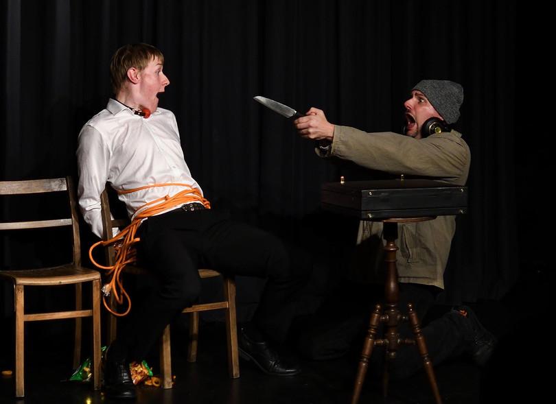 Mr. Joshua Plummer's Comedy Showcase