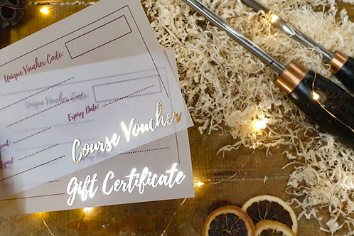 Tiny Turner's Online Shop - £15 GIFT CERTIFICATE