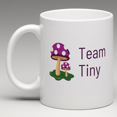 Team Tiny - The Cheeky One