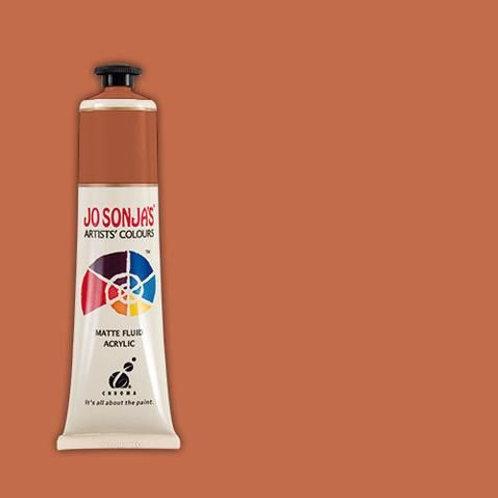 Chroma's Jo Sonja - Copper Metallic Acrylic Paint 75ml