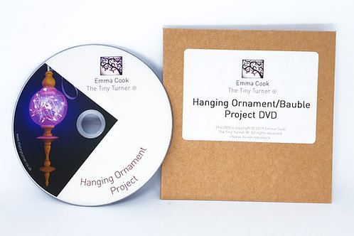 Hanging Ornament Project DVD