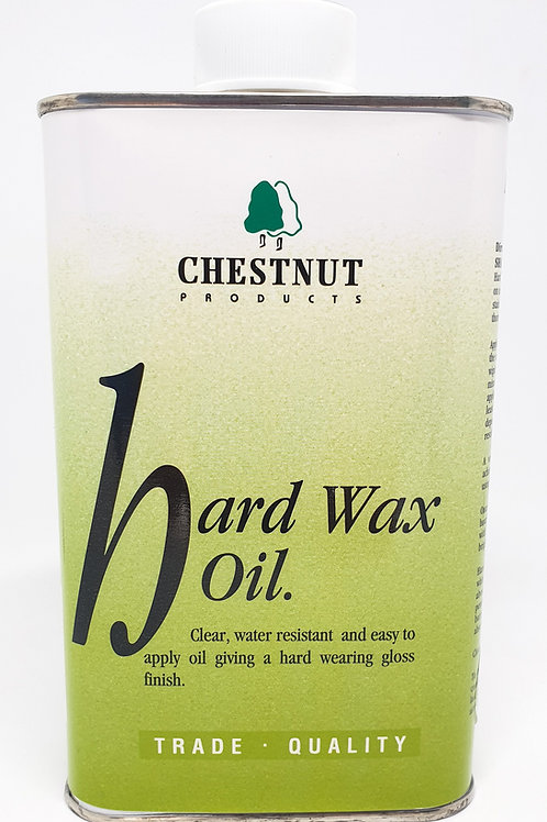 Chestnut Products - Hard Wax Oil - 500ml