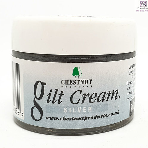 Chestnut Products - Silver Gilt Cream - 30ml