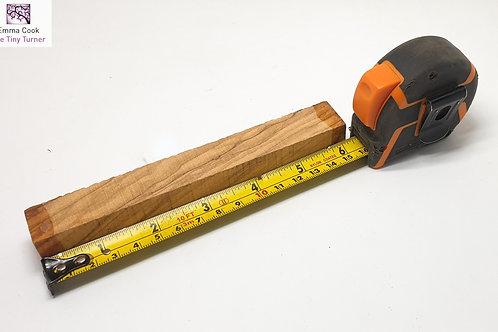 "3/4"" x 3/4"" x 6"" Olive Wood Pen Blank"