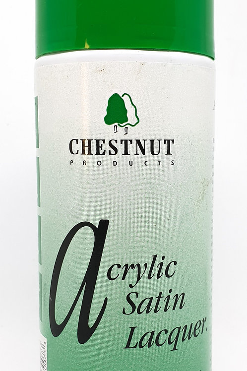 Chestnut Products - Acrylic Satin Lacquer - 400ml