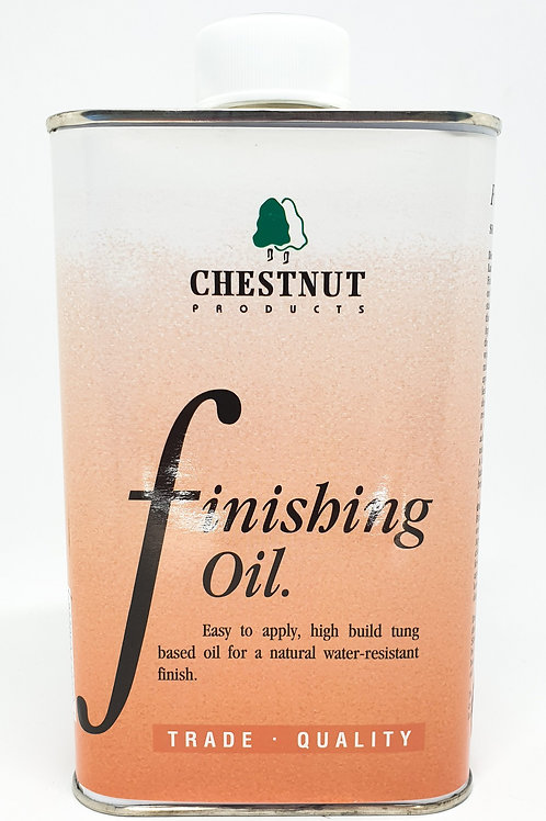 Chestnut Products - Finishing Oil - 500ml