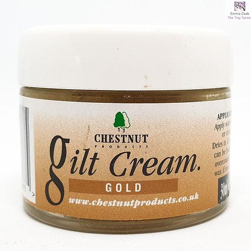 Chestnut Products - Gold Gilt Cream - 30ml