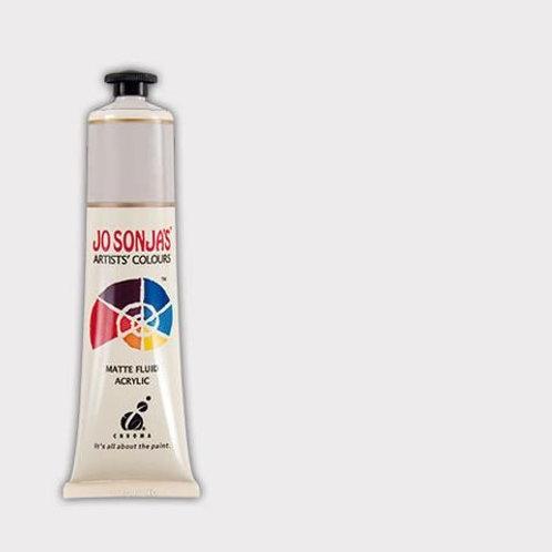 Chroma's Jo Sonja - Pearl White Metallic Acrylic Paint 75ml