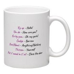 Yorkshire Phrases Mug