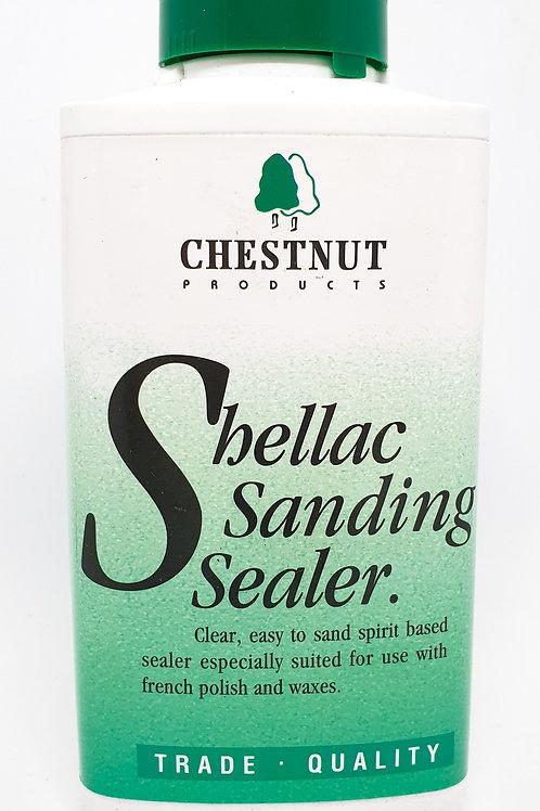 Chestnut Products - Shellac Sanding Sealer - 500ml