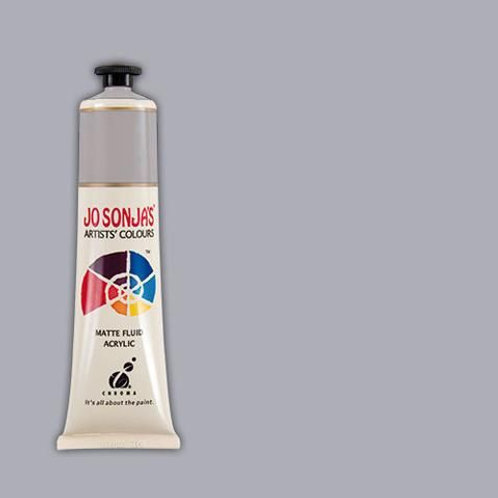 Chroma's Jo Sonja - Silver Metallic Acrylic Paint 75ml