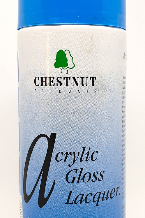 Chestnut Products - Acrylic Gloss Lacquer - 400ml