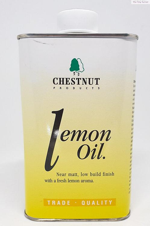Chestnut Products - Lemon Oil - 500ml