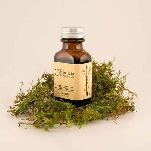 The Virgin Soil  - Beard Oil | 1 oz.