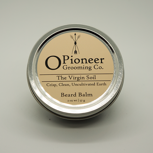 The Virgin Soil - Beard Balm