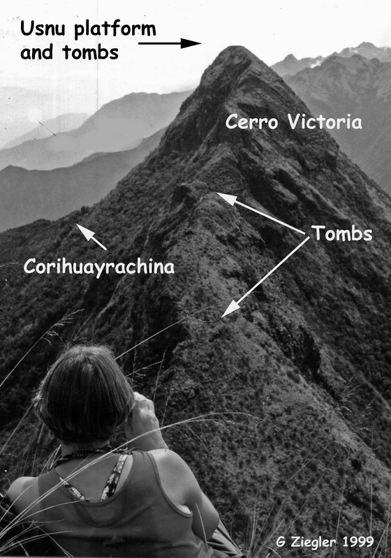 Corihuayrachina; Victoria's Secret Revealed; Extreme Archaeology in the High Andes with the National