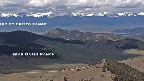 The History of Bear Basin Ranch