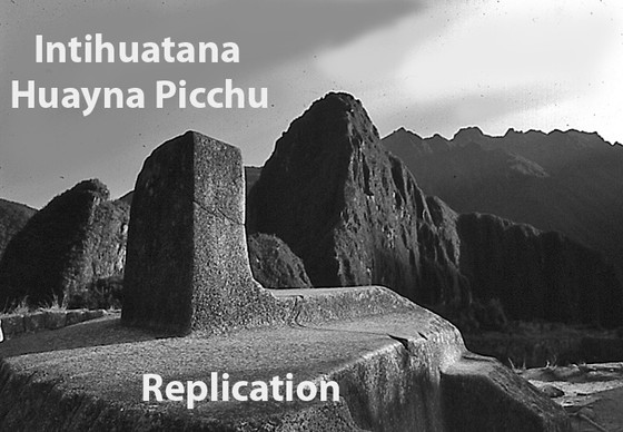 Machu Picchu, Inca Pachacuti's Sacred City; A multiple ritual, ceremonial and administrative center.