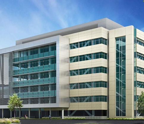 Gilead Life Sciences Building 357