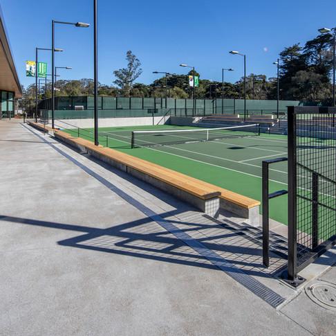 Golden Gate Tennis Center