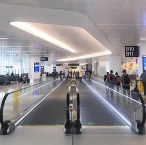 SFO Terminal 1 Boarding Area B