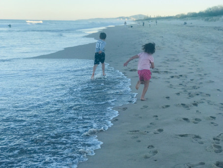 Free things to do when you are on holiday with your kids @ Peregian Beach on the Sunshine Coast