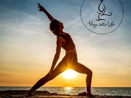 Yoga classes at your beautiful resort