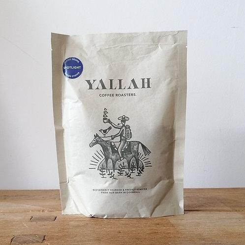 Yallah coffee beans - Dagoberto Rodriguez