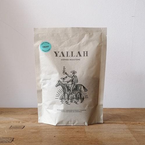 Yallah coffee beans - El Guayacan