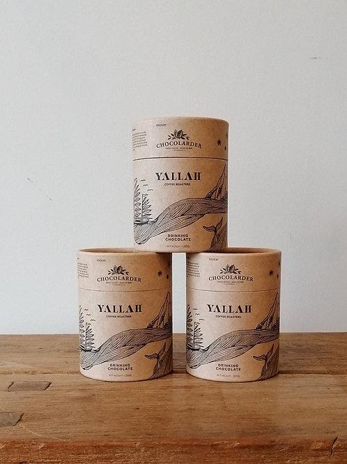 Yallah X Chocolarder Drinking Chocolate