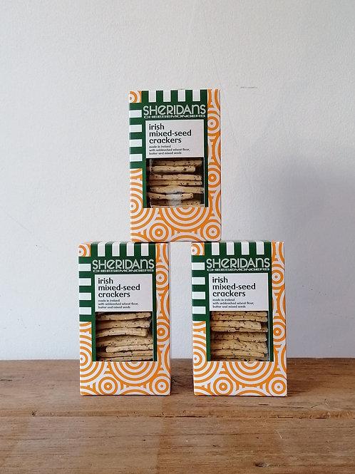 Irish Mixed - Seed Crackers