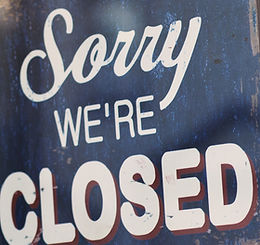 Sorry were closed.jpg