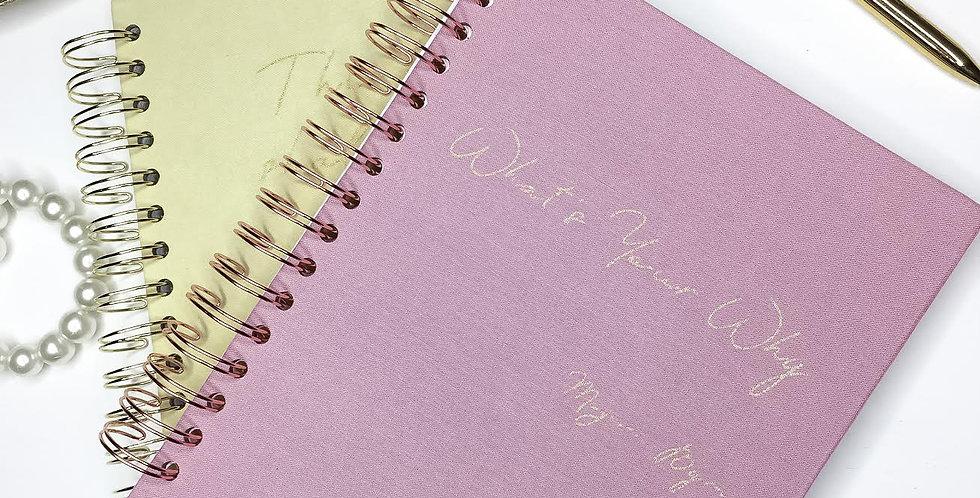 Custom for Megan - set of 2 notebooks