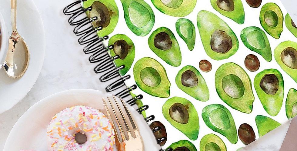 Recipe Book - Avocado