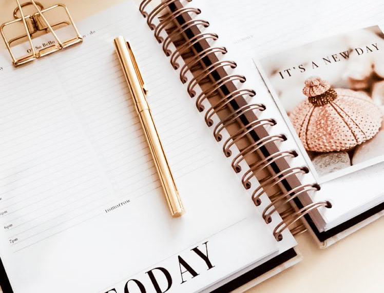 Notebook Notes Set - turn your dreams into plans