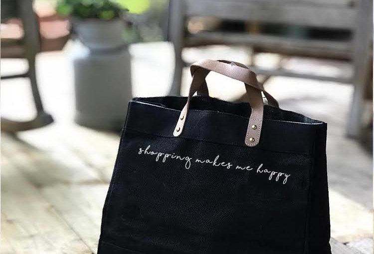 Jute Bag - Personalised Message