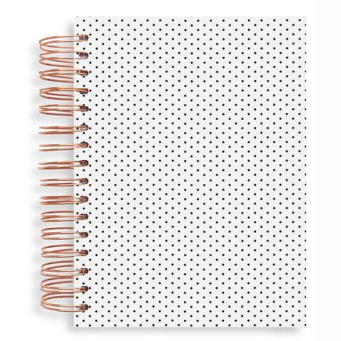 Notebook - Polka Dots