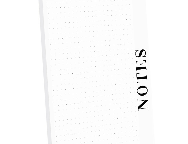 Notepads - Notes