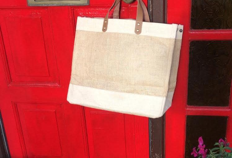 Jute Bag Natural - Plain