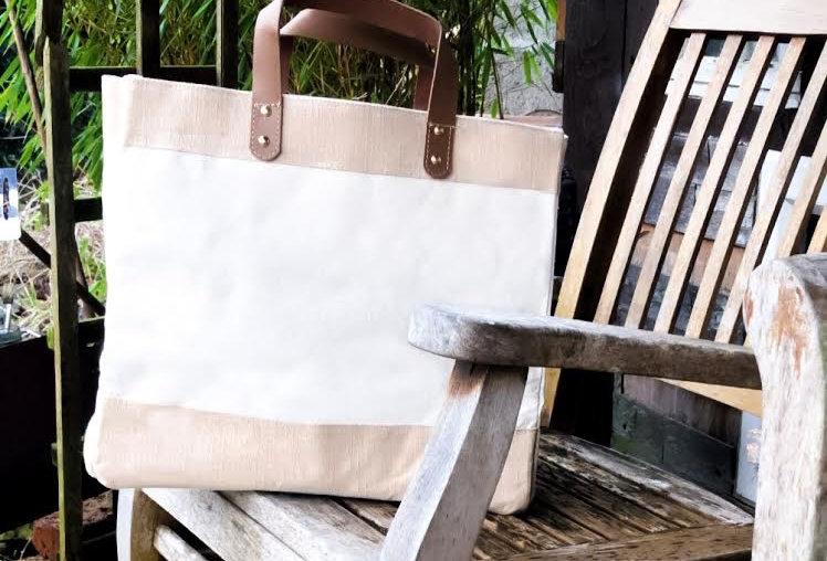 Canvas Shopper - Plain