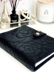 Black Luxury Binder