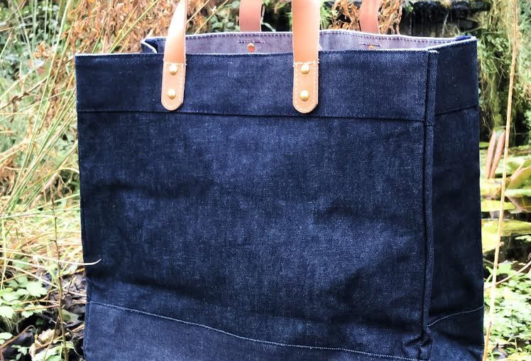 Denim Shopper - Plain