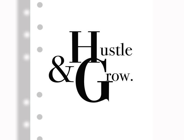 A5 dashboards - Hustle & Grow