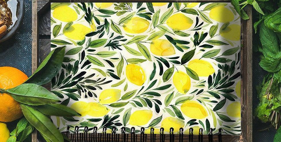 Recipe Book - Lemons