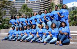GTS Blue shirt