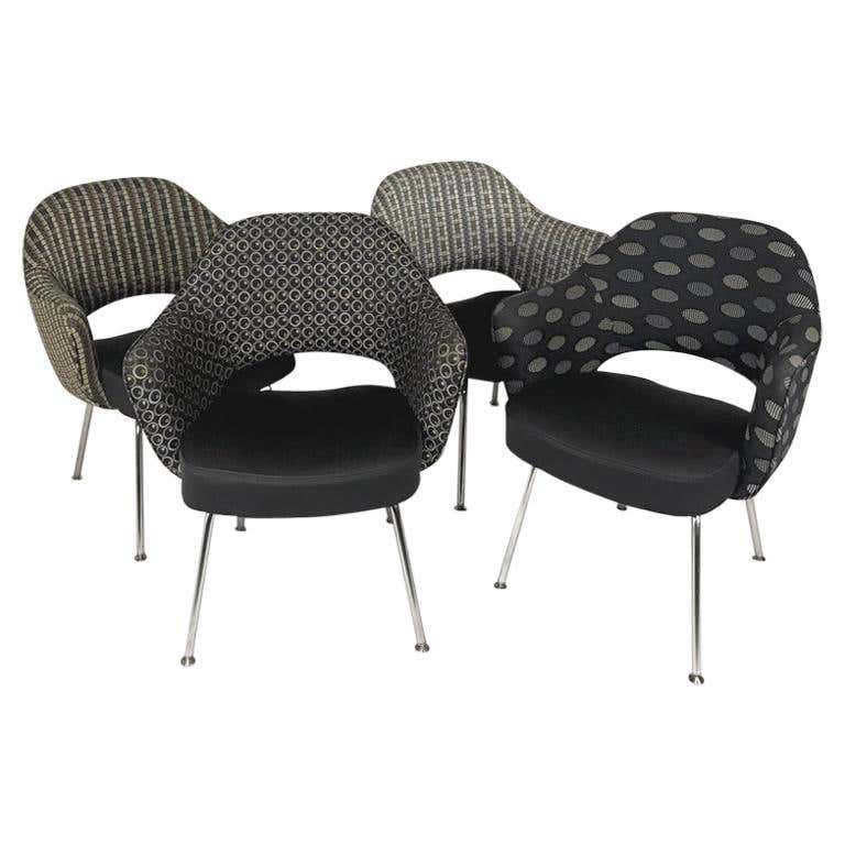 Saarinen Executive Arm Chairs