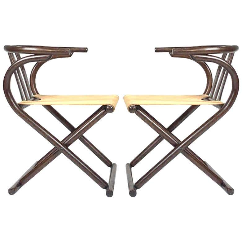Thonet Folding Chairs