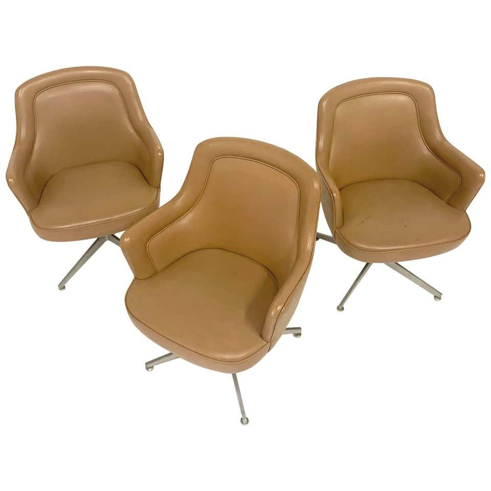 Ward Bennett Chairs
