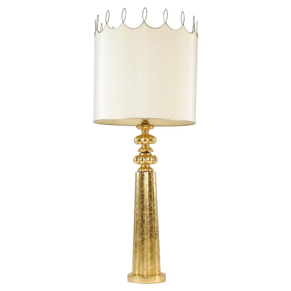 Monumental lamp