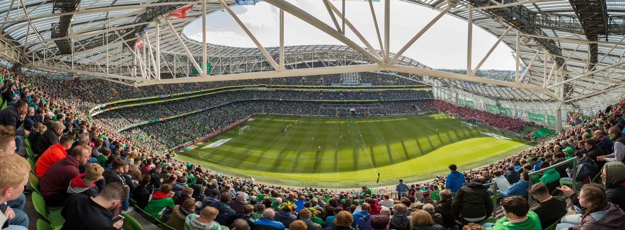 Match Day - Ireland 1-1 Austria WCQ June 2017 - Green Army - Denis Vahey Photography - Commercial _ Portrait _ Advertising - www.denisvahey.com-27